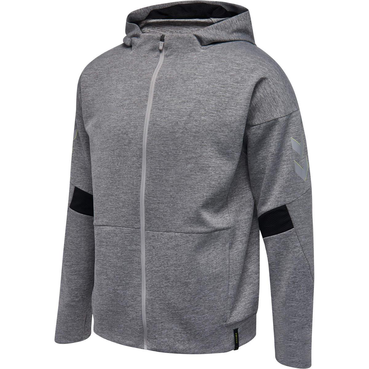 hummel Tech Move Zip Hood Træningshættetrøje Herre