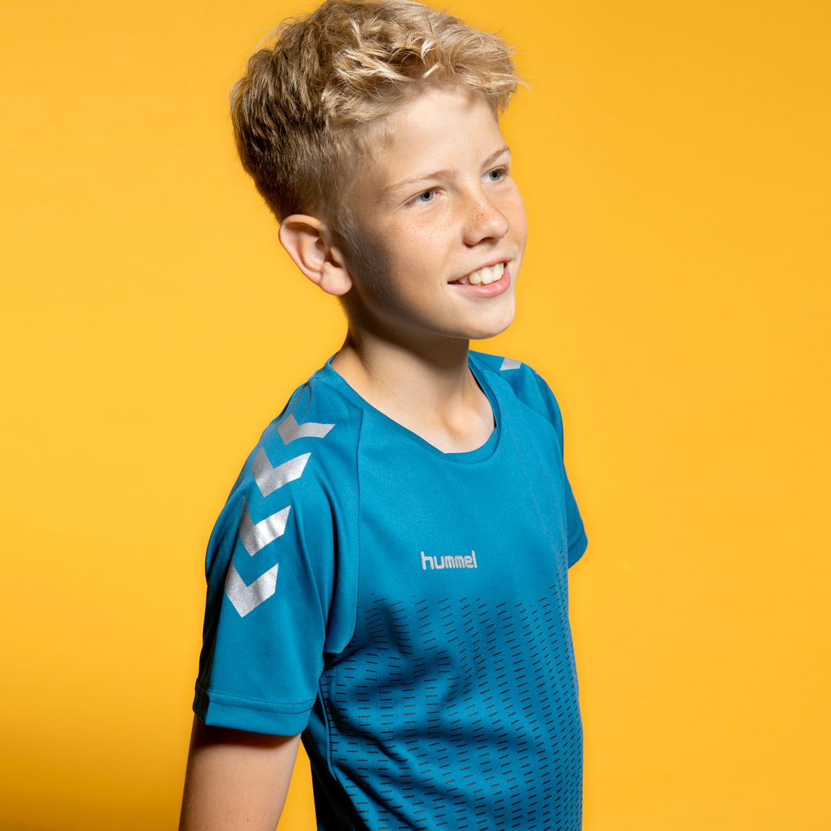 hummel Challenger Trænings T-shirt Børn