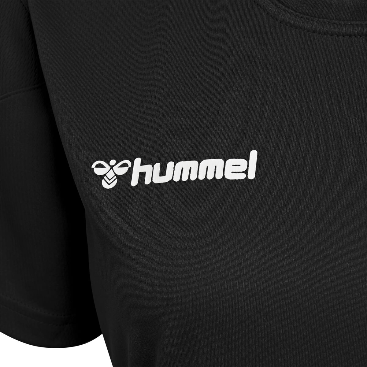 hummel Authentic Poly Trænings T-shirt Dame