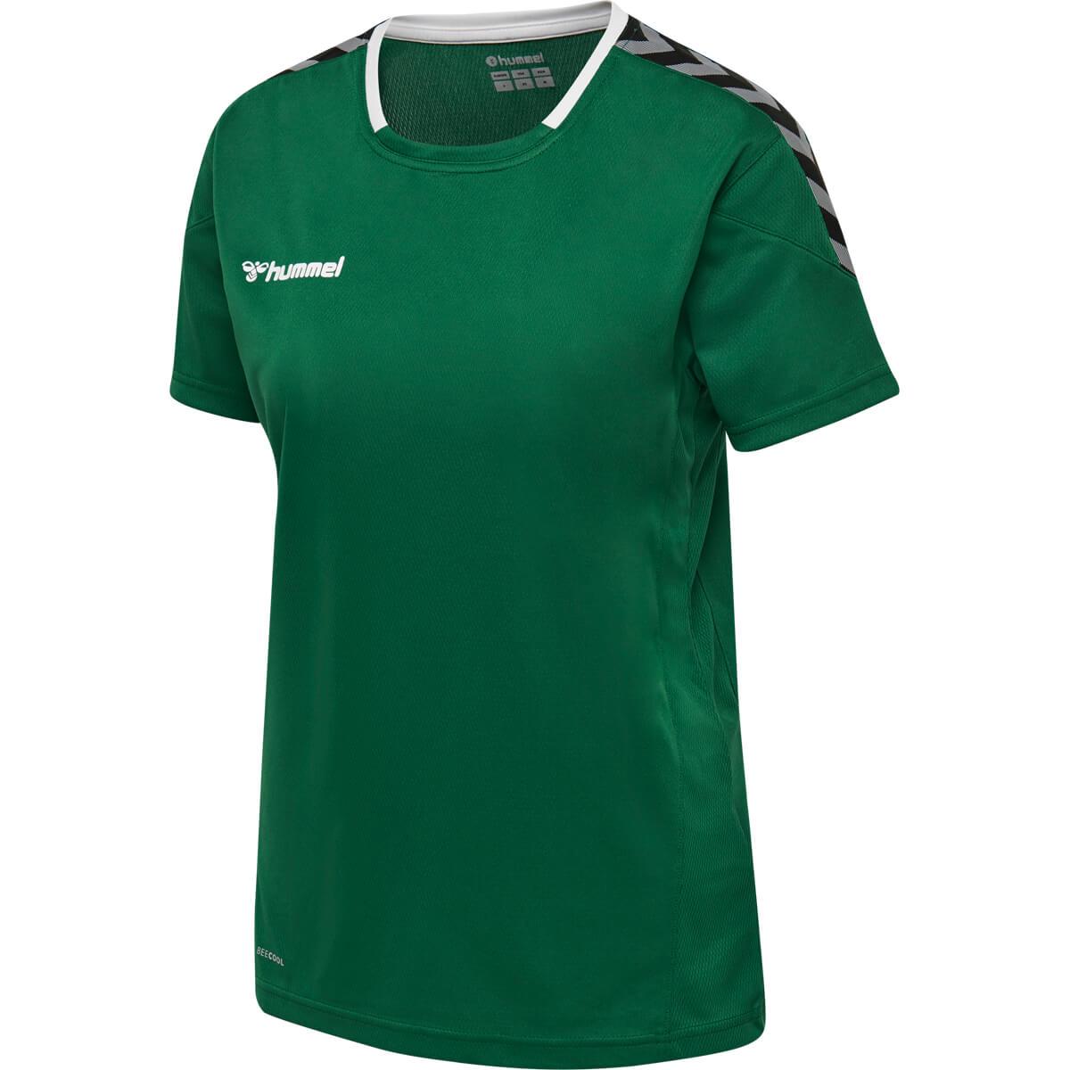 hummel Authentic Poly Trænings T-shirt Dame