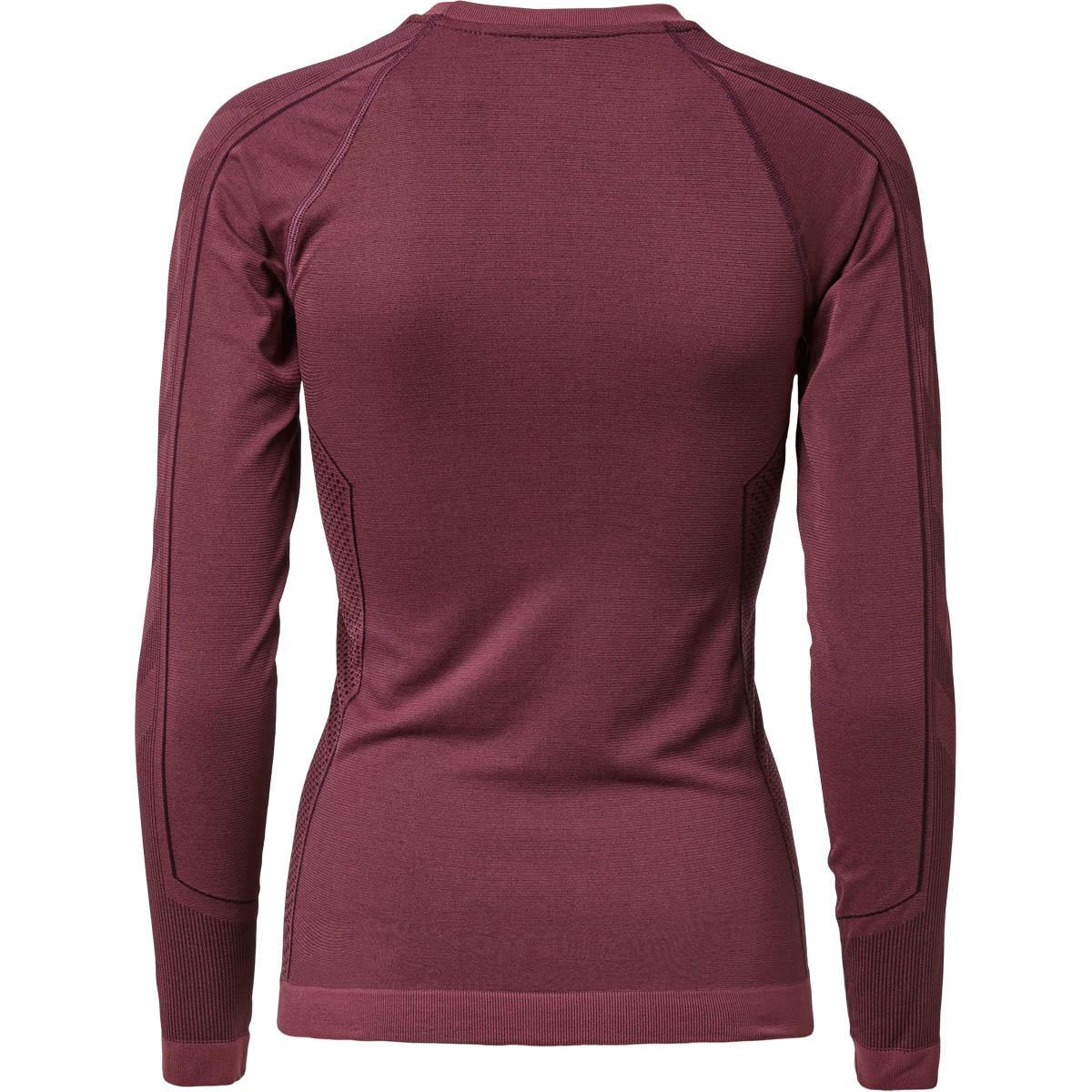 hummel Zona Seamless Langærmet Baselayer Trænings T-shirt Dame