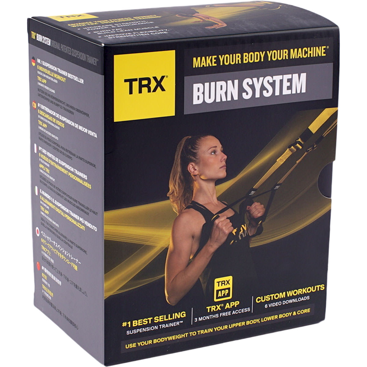 TRX Burn