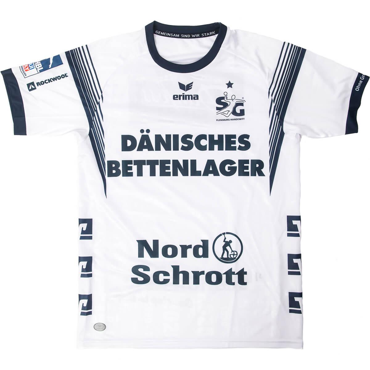 Erima SG Flensburg-Handewitt 20/21 Håndboldtrøje Børn