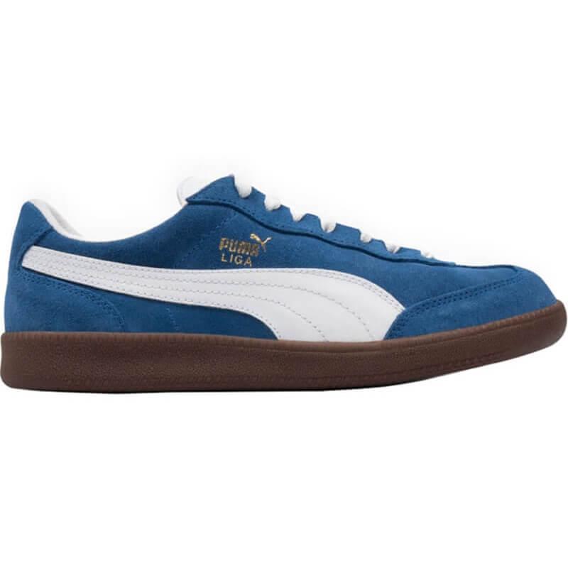 Mens Puma Liga Suede Handball Shoes