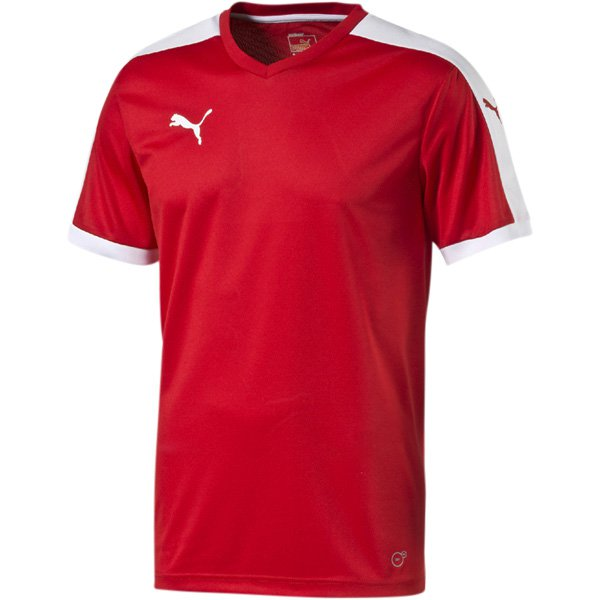 Puma Pitch Short Sleeved Shirt Herre