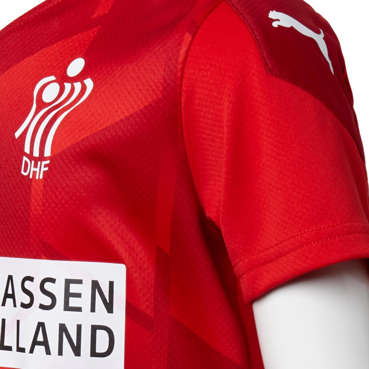 Puma Danmark Håndbold Damelandsholdstrøje 20/21 Børn