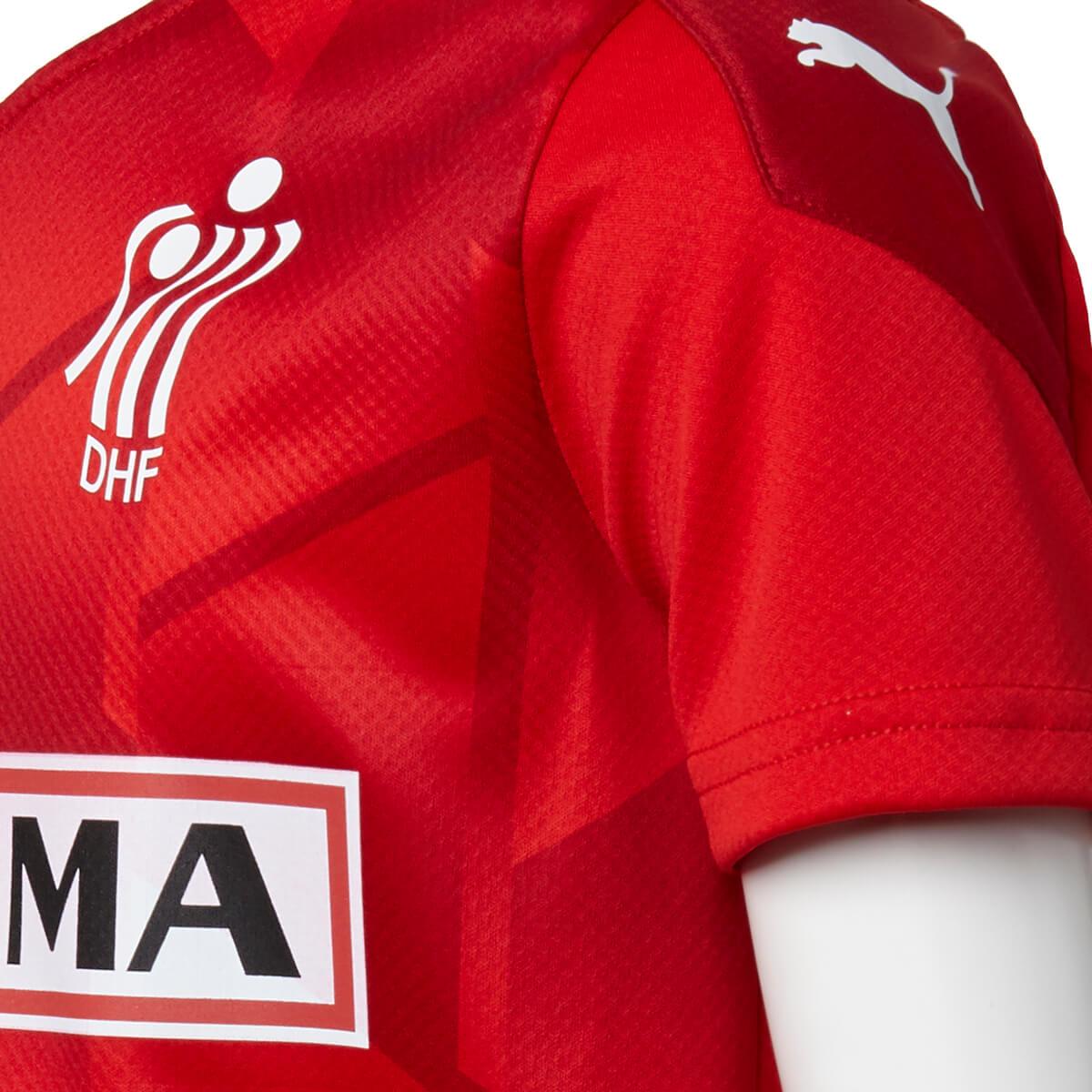 Puma Danmark Håndbold Herrelandsholdstrøje 20/21 Børn