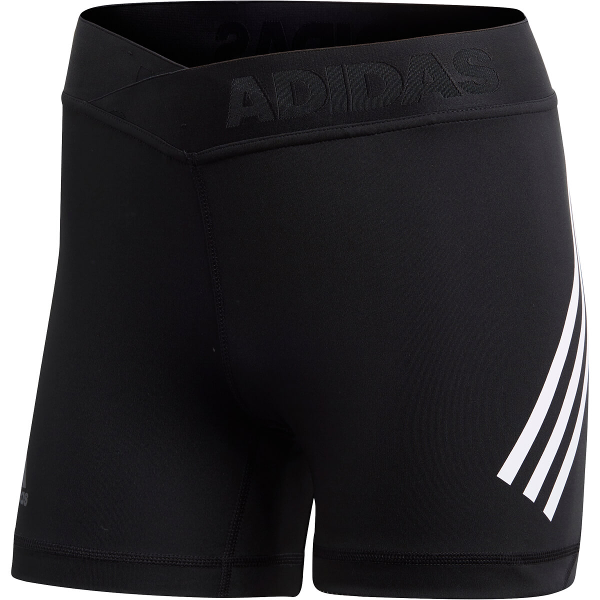 adidas Alphaskin Sport 3-Stripes Korte Træningstights Dame