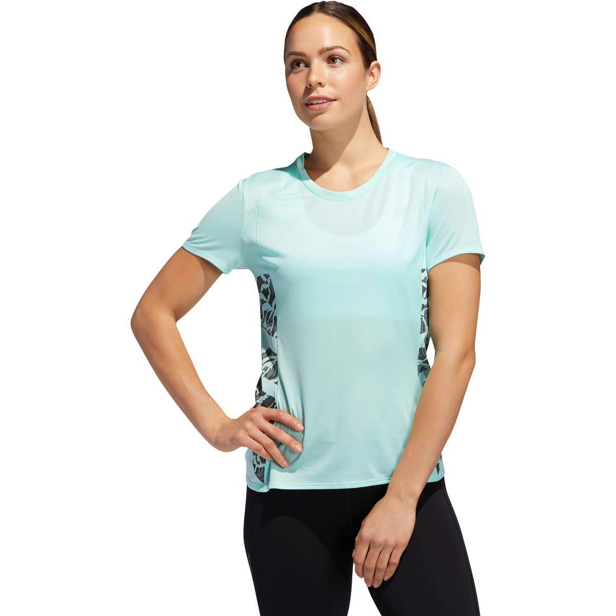 adidas Supernova Cru Parley Løbe T-shirt Dame