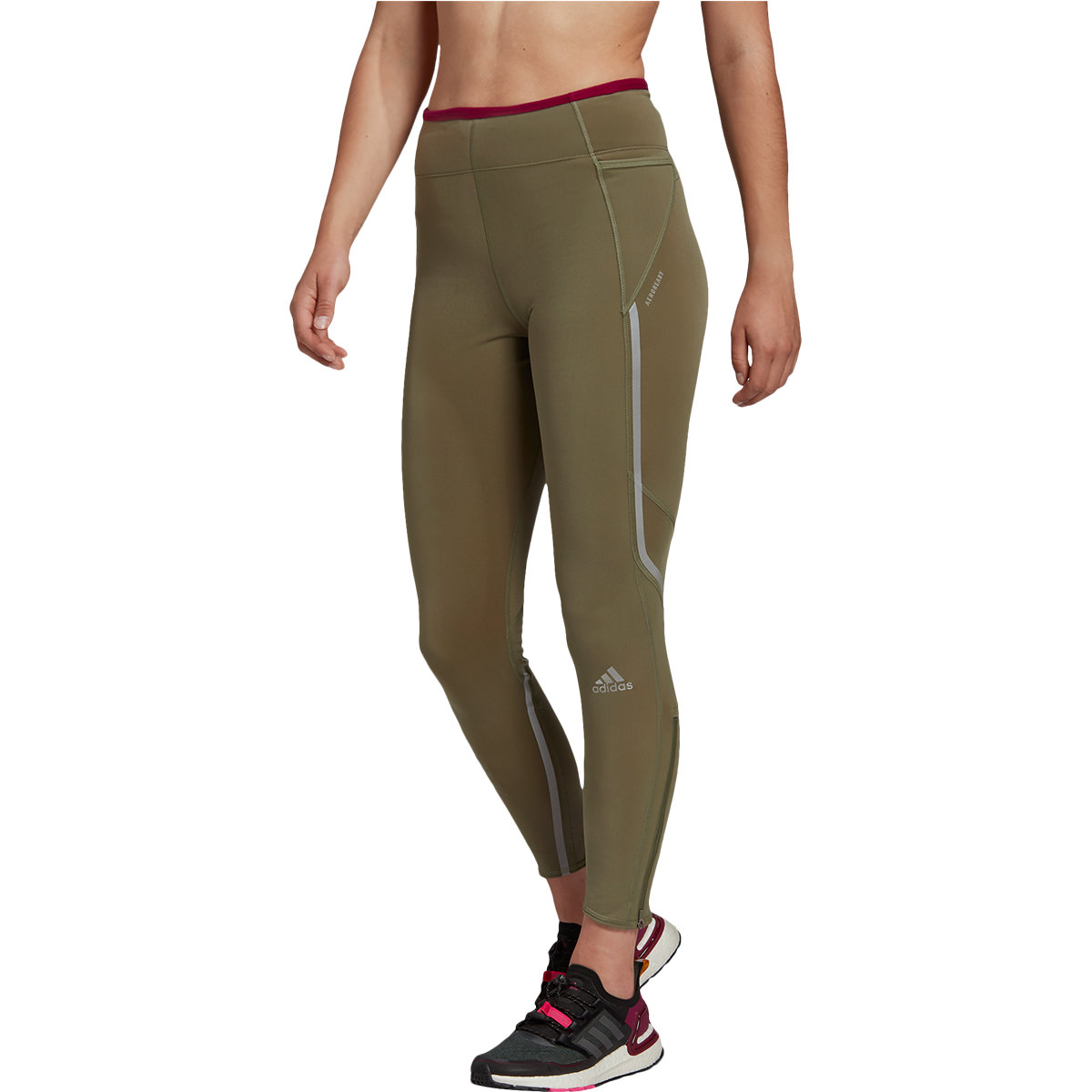 adidas How We Do Cold Ready Løbetights Dame