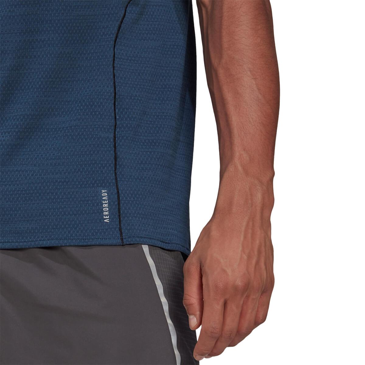 adidas Adi Runner Løbe T-shirt Herre