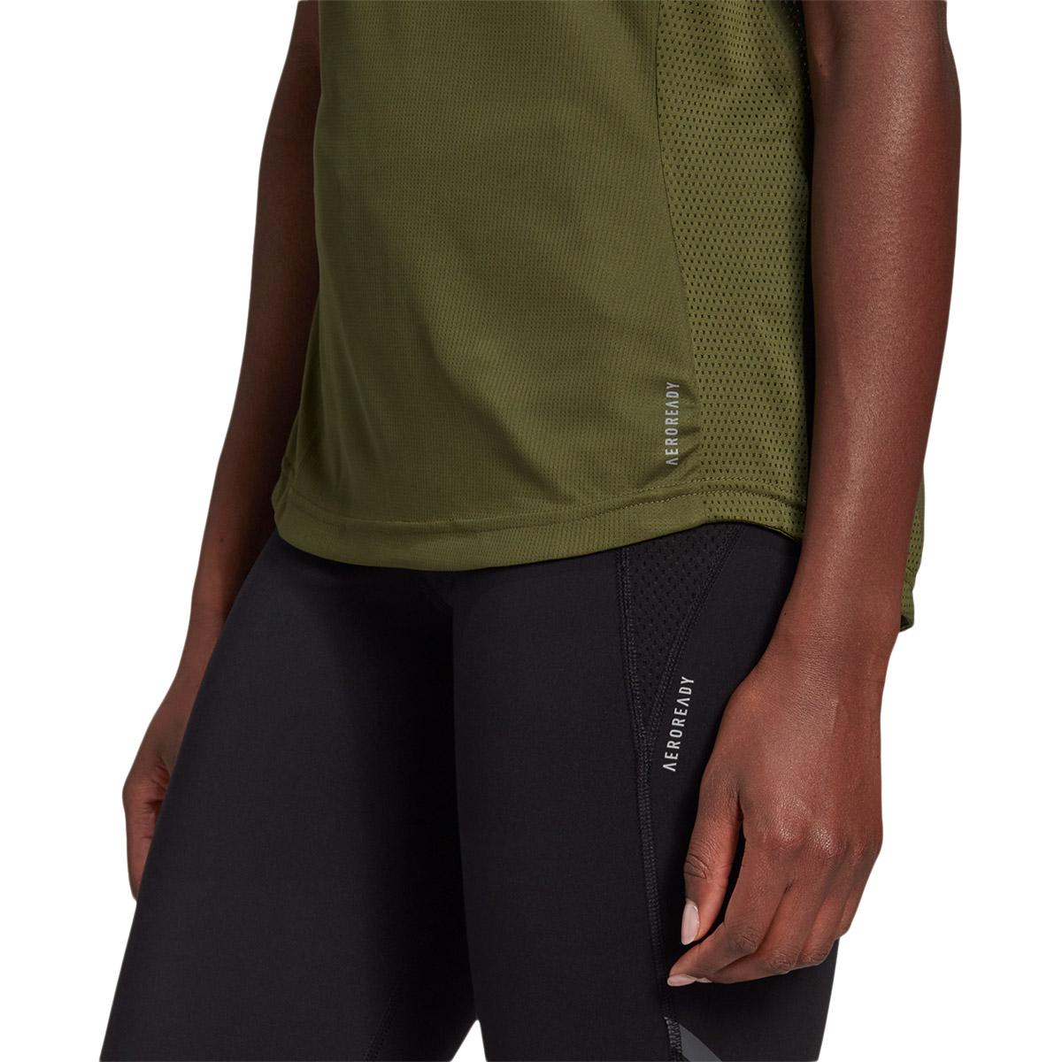 adidas Own The Run Løbe T-shirt Dame