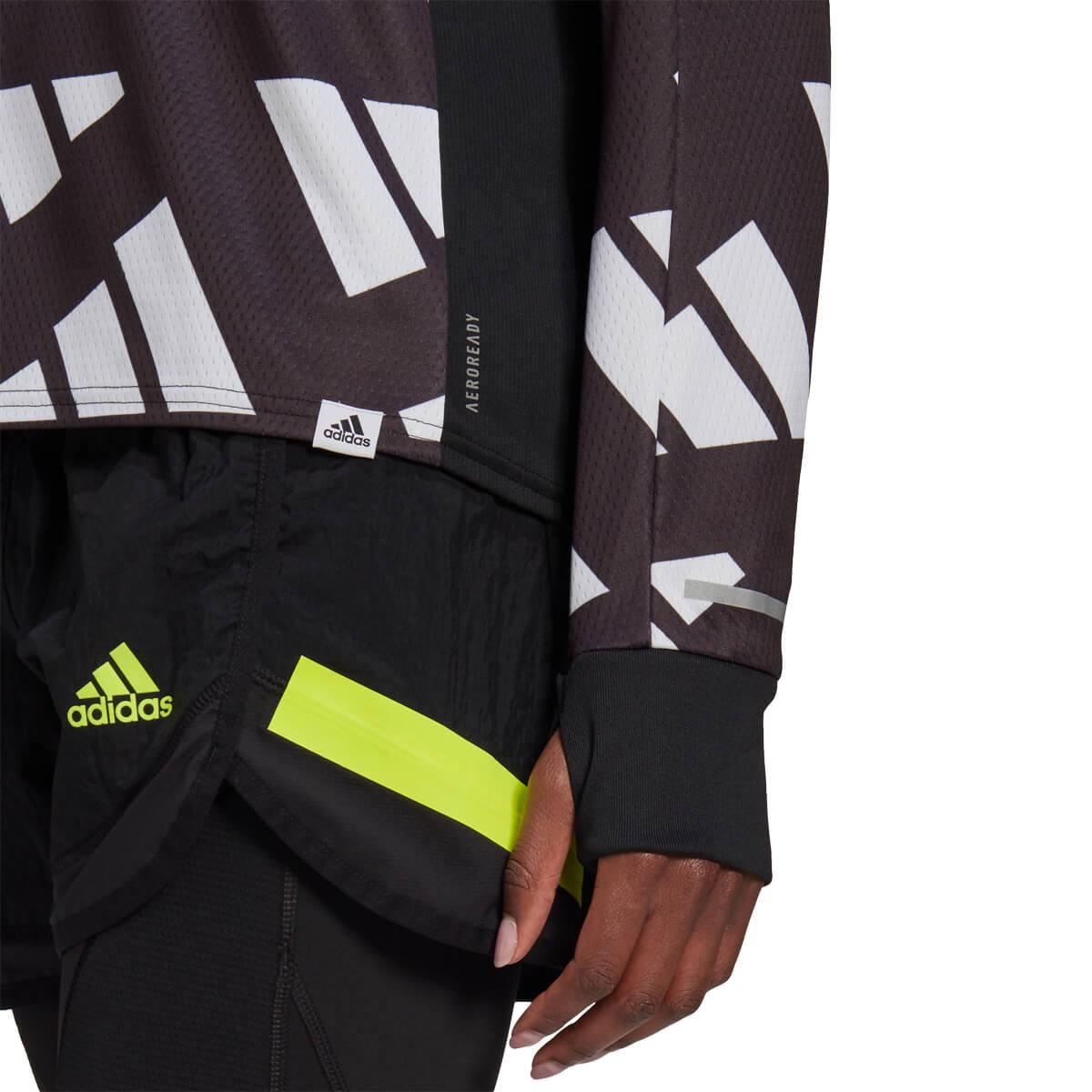 adidas Own The Run Celebration Løbetrøje Dame