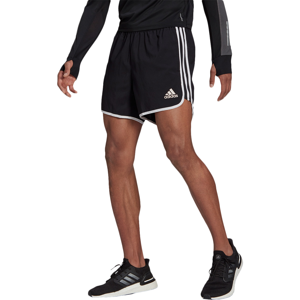 adidas Primeblue Marathon 20 Løbeshorts Herre