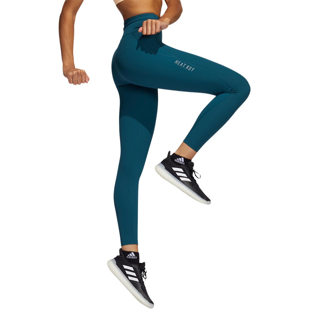 adidas Heat Ready High Rise 7/8 Træningstights Dame