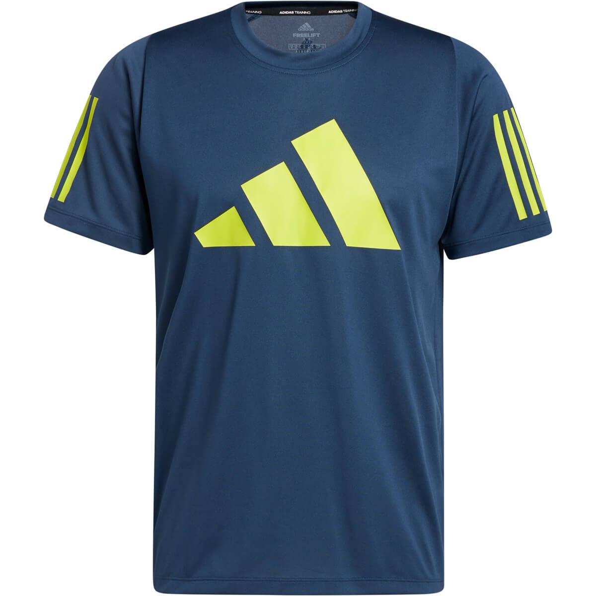adidas Free Lift 3 Bar Trænings T-shirt Herre