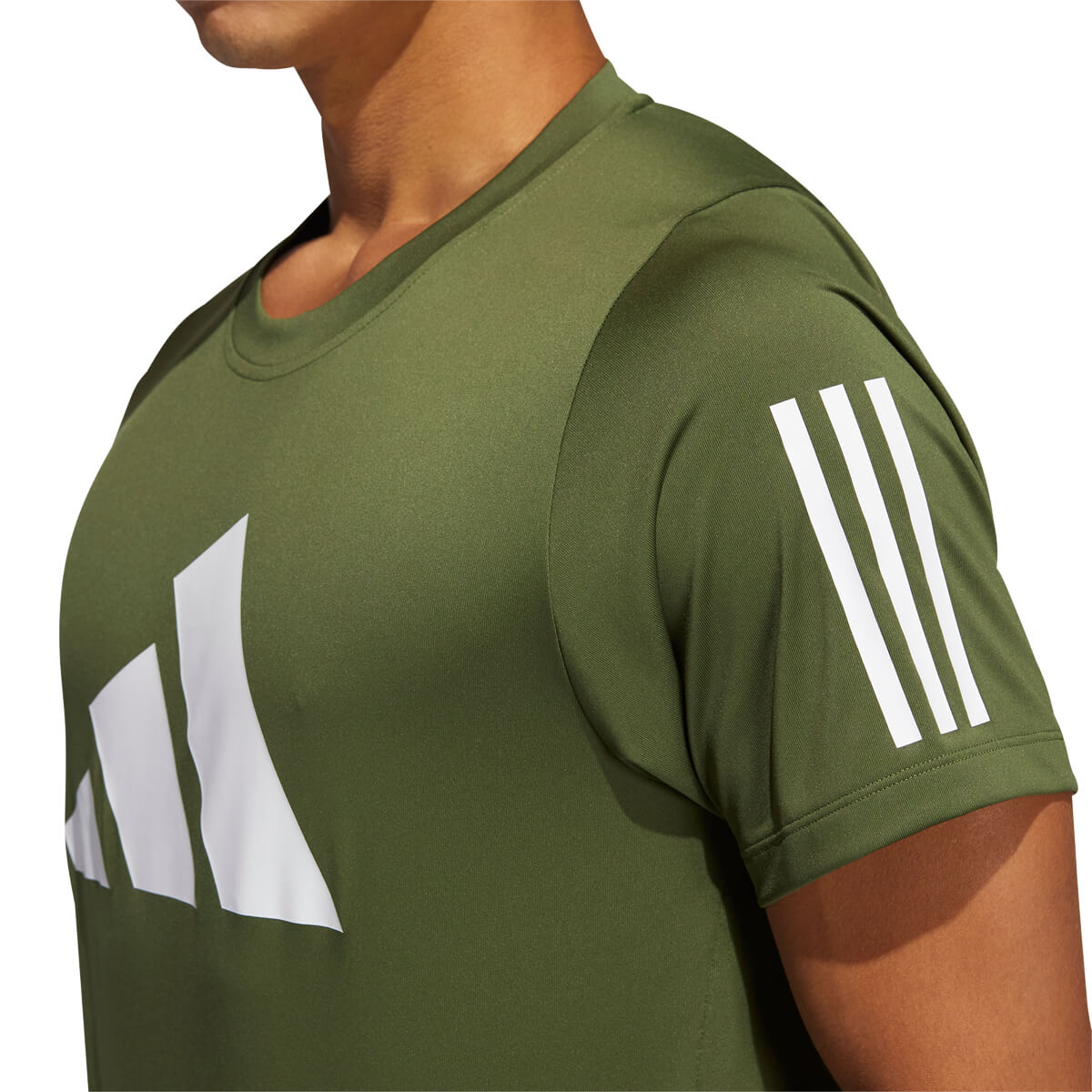 adidas FreeLift 3 Bar Trænings T-shirt Herre