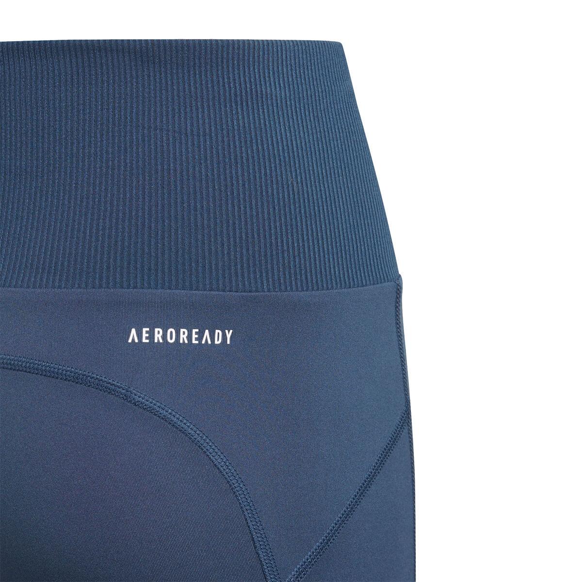adidas Aeroready High-Rise Comfort Workout Yoga Træningstights Børn