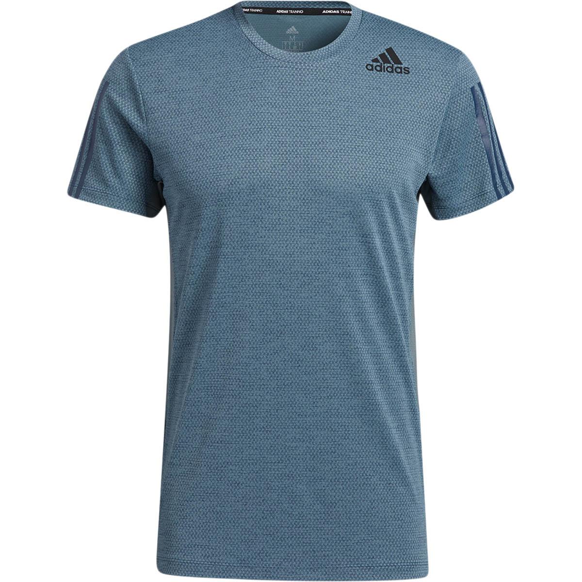 adidas Heat Ready 3-Stripes Trænings T-shirt Herre