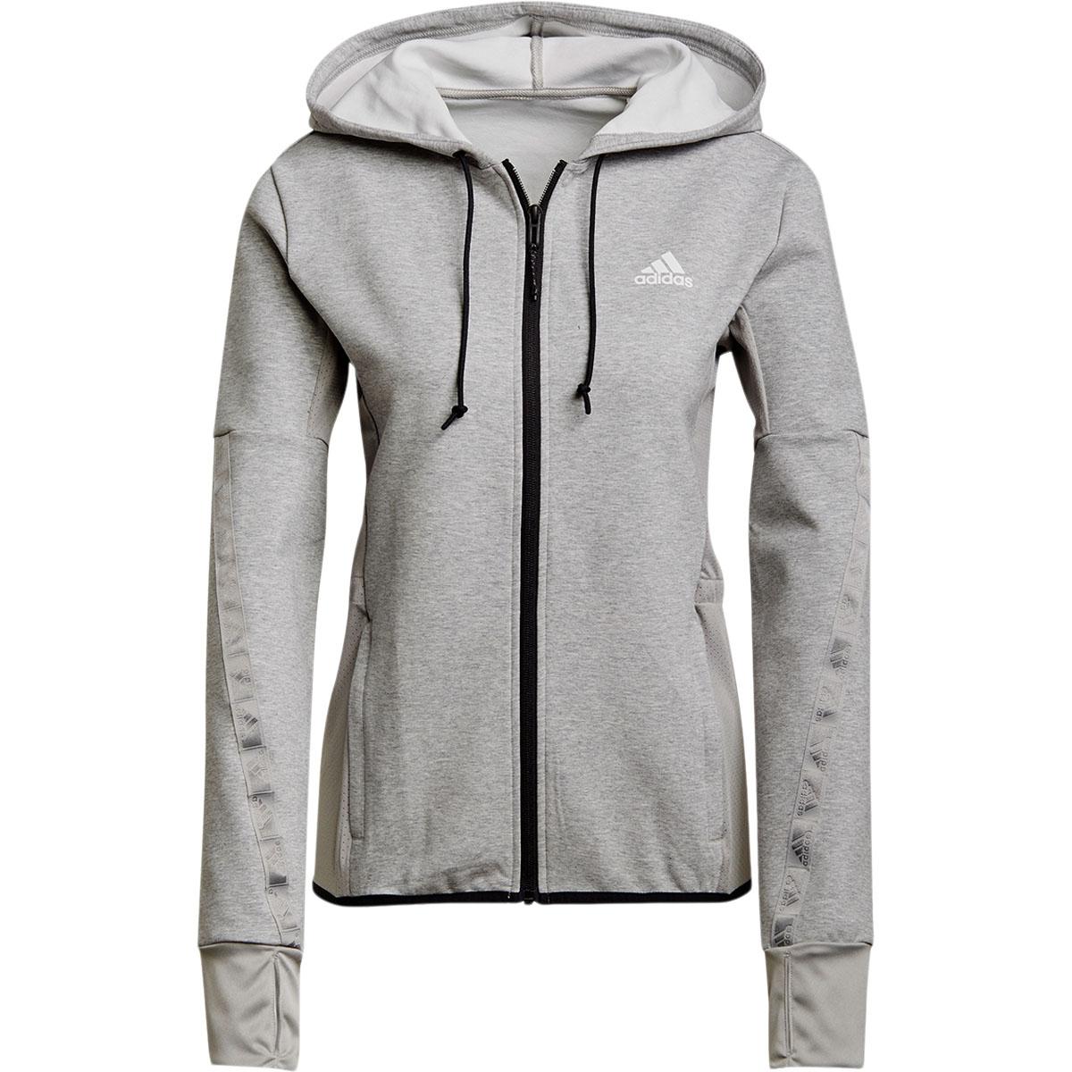 adidas Designed 2 Move Full Zip Hættetrøje Dame