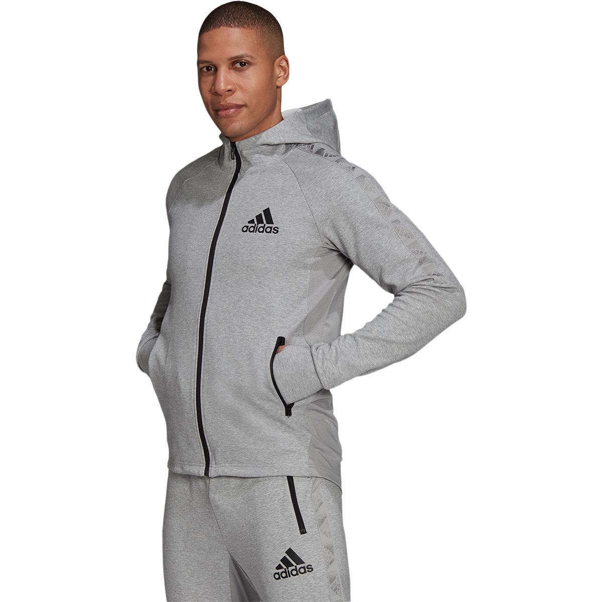 adidas MT Full Zip Hood Træningstrøje Herre