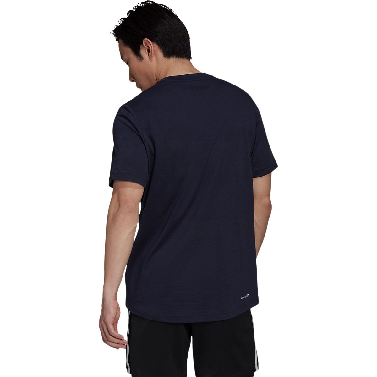 adidas Designed 2 Move Feelready Logo Trænings T-shirt Herre