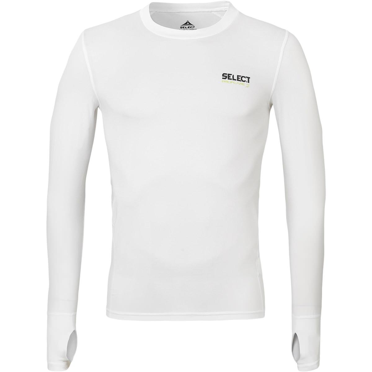 Select Kompression Langærmet T-shirt 6902 Herre