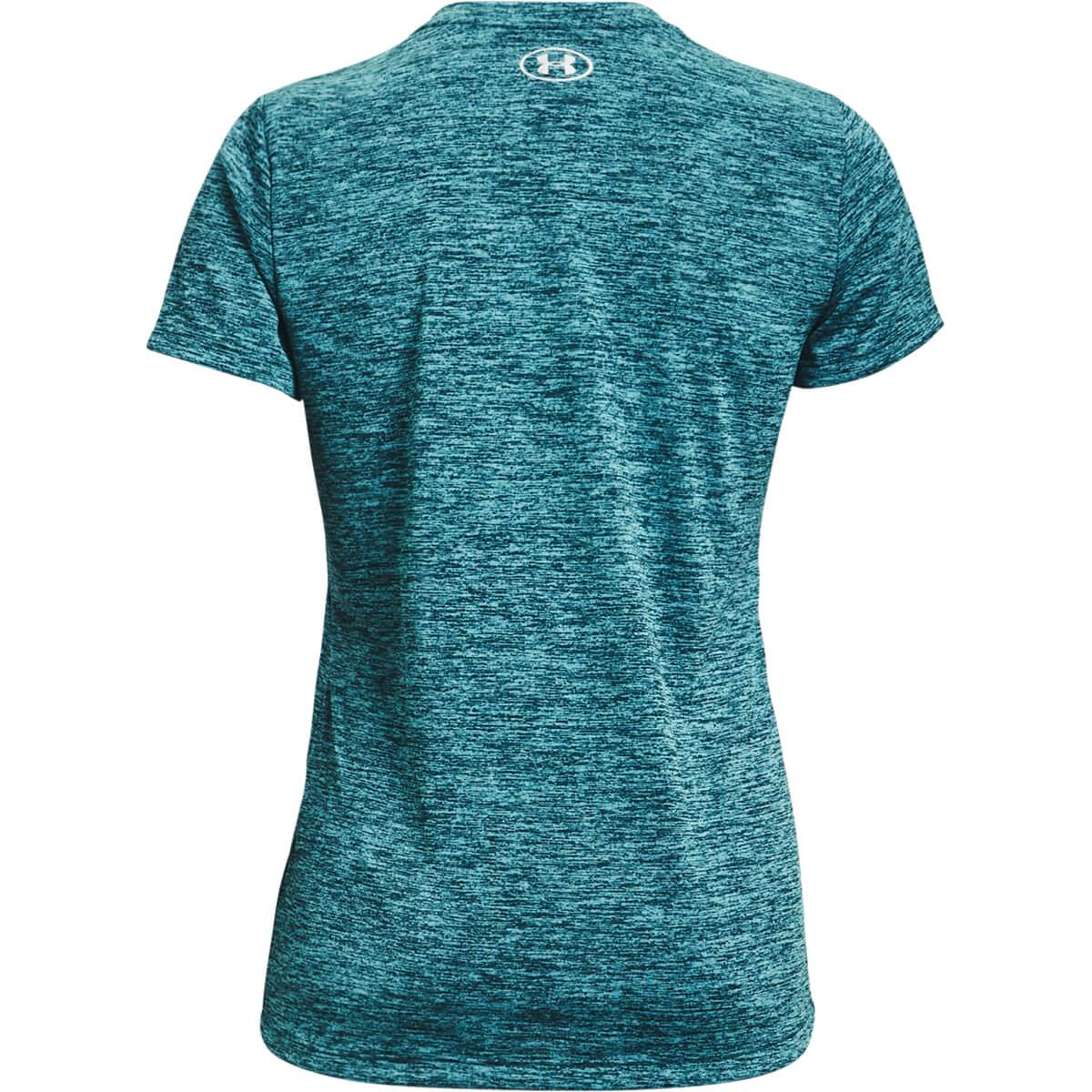 Under Armour Tech Twist V-neck Trænings T-shirt Dame