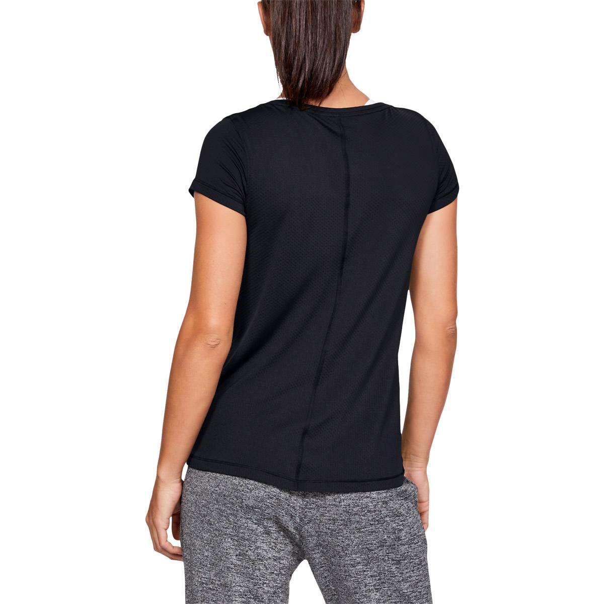 Under Armour Heat Gear Armour Trænings T-shirt Dame