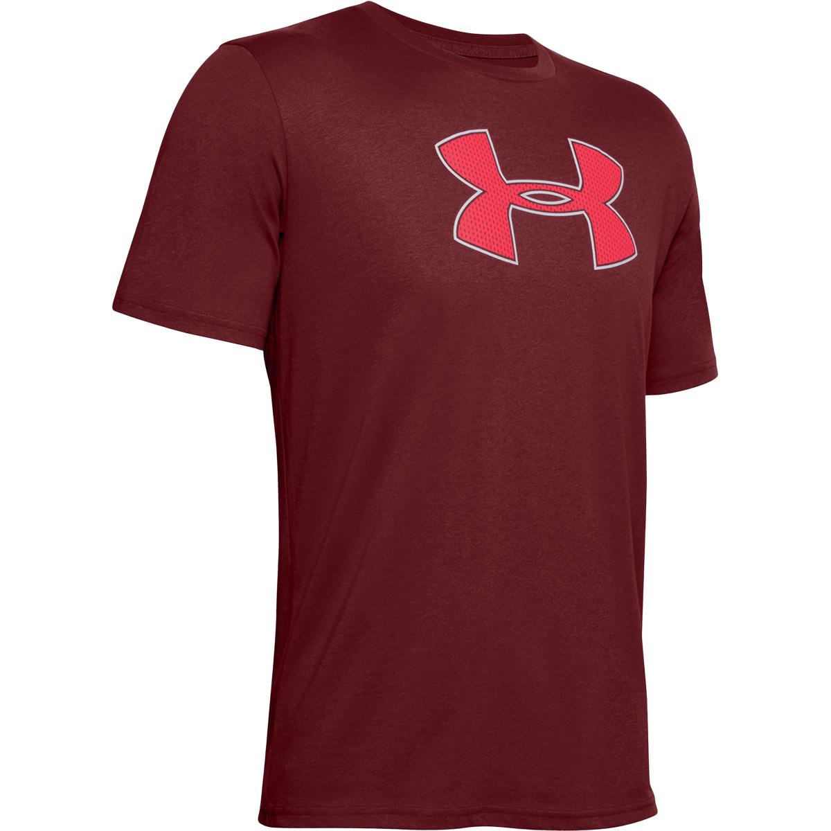 Under Armour Big Logo Trænings T-shirt Herre