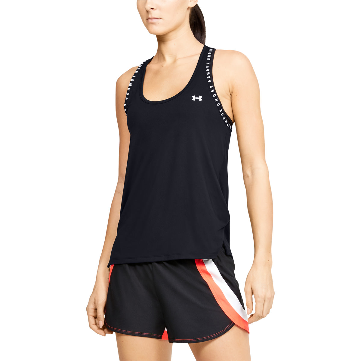 Under Armour Knockout Træningstop Dame
