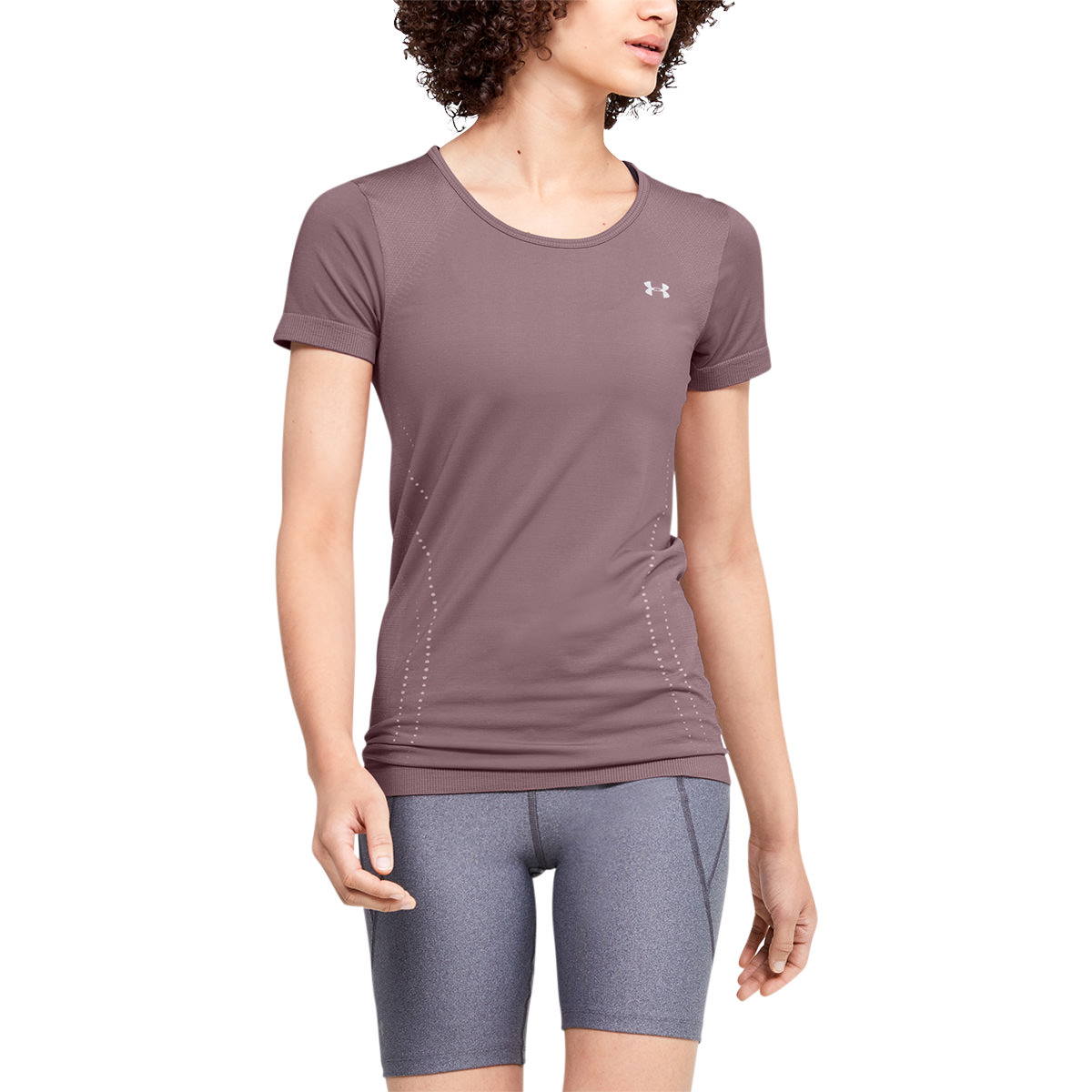 Under Armour Seamless Trænings T-shirt Dame