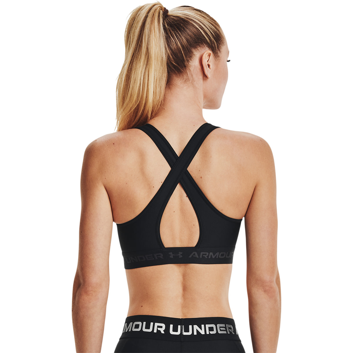 Under Armour Crossback Sports BH Dame