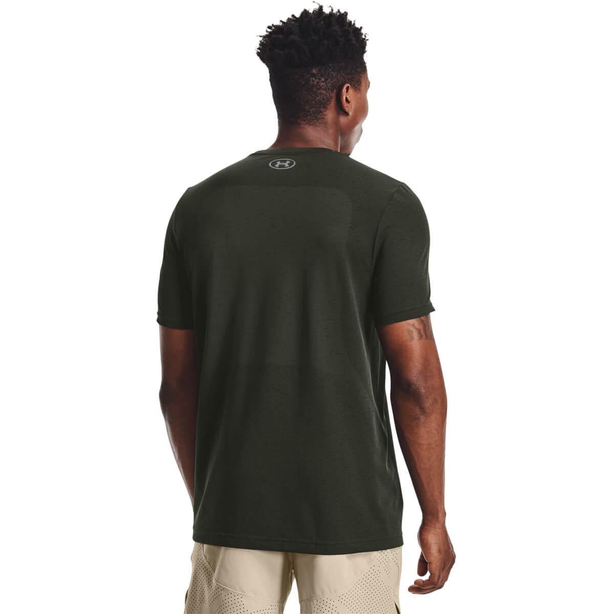 Under Armour Seamless Trænings T-shirt Herre