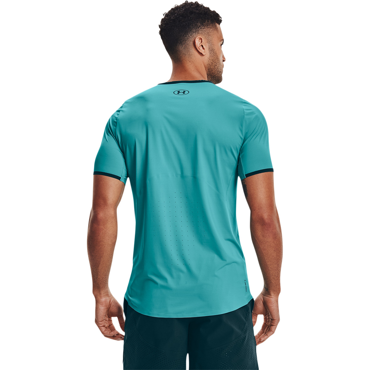 Under Armour Heat Gear Iso-Chill Trænings T-shirt Herre