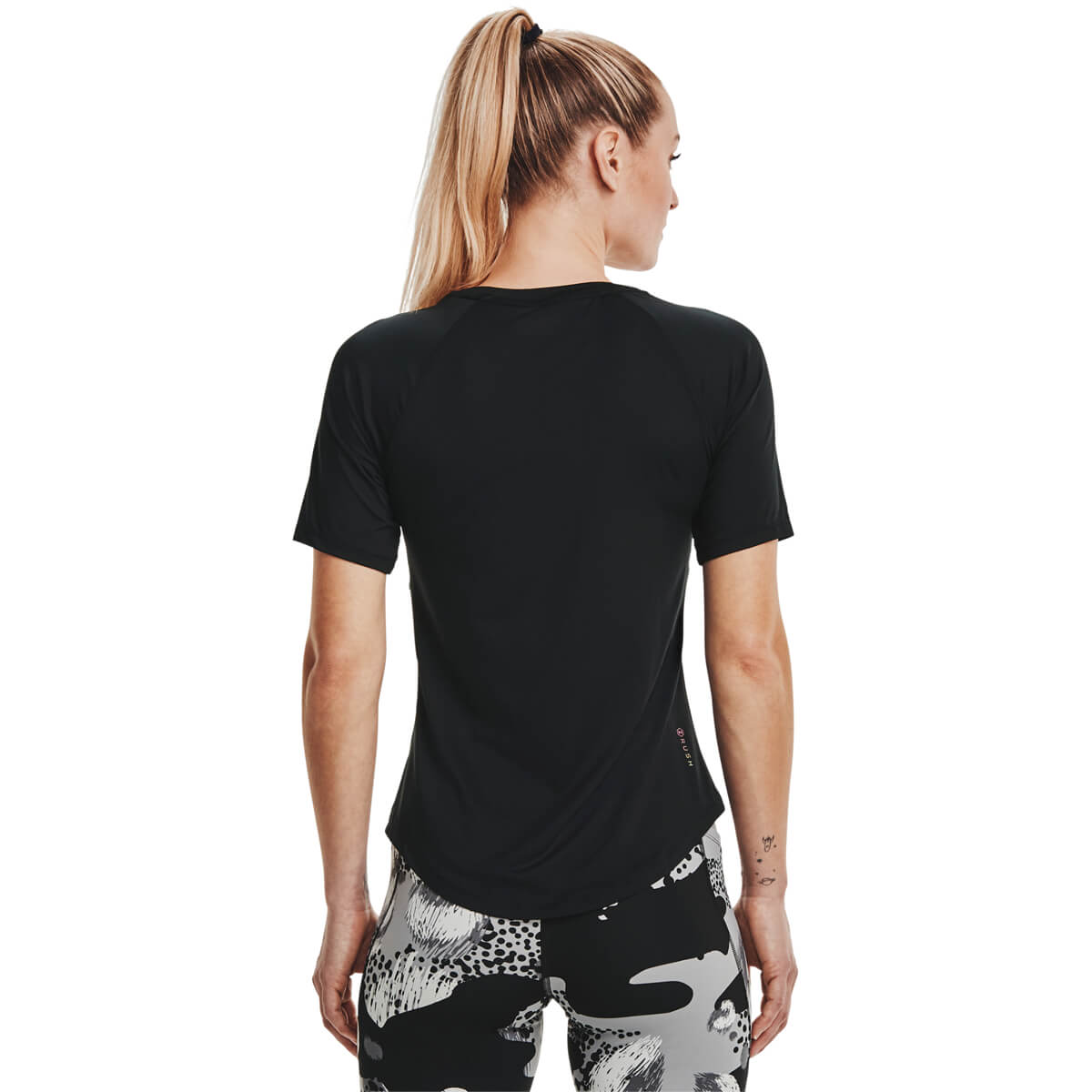 Under Armour Rush Trænings T-shirt Dame