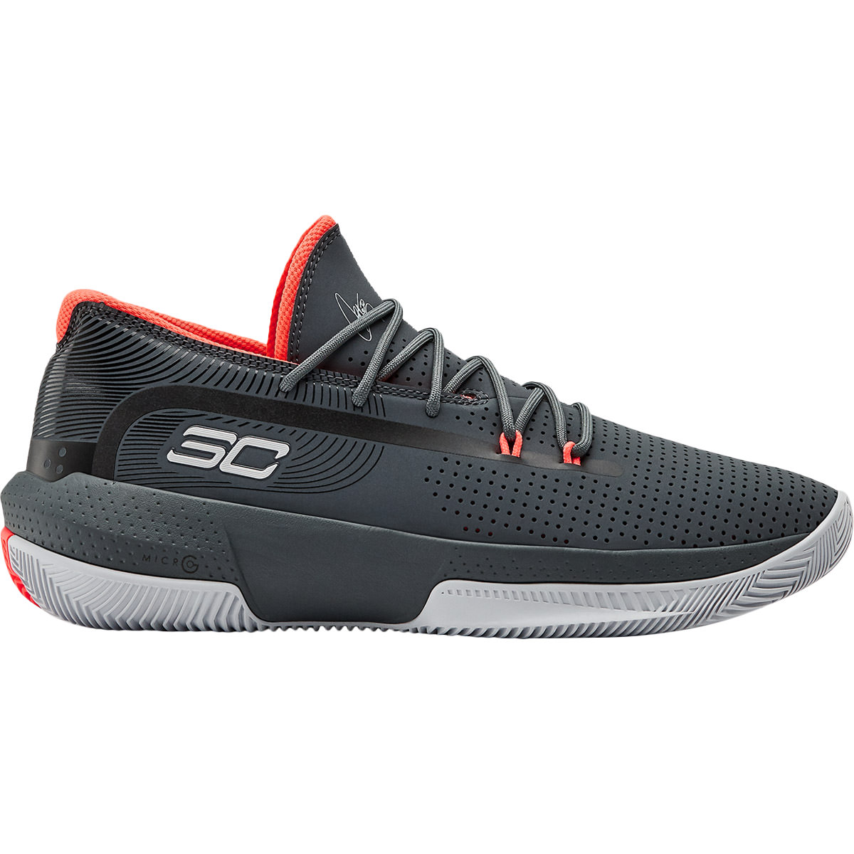 Under Armour Stephen Curry 3ZER0 III Basketsko Herre