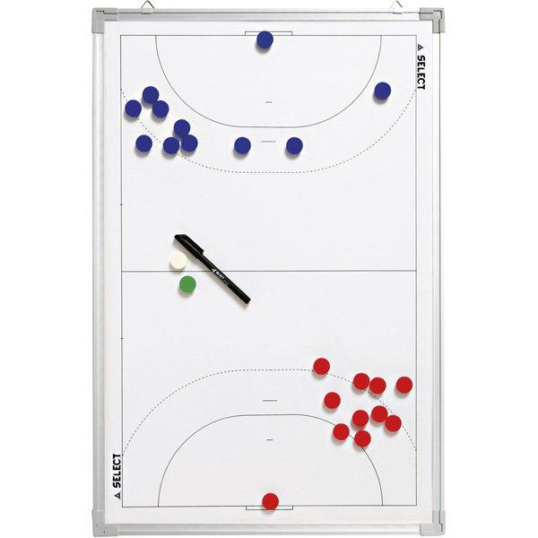 Select Taktiktavle Alu Håndbold