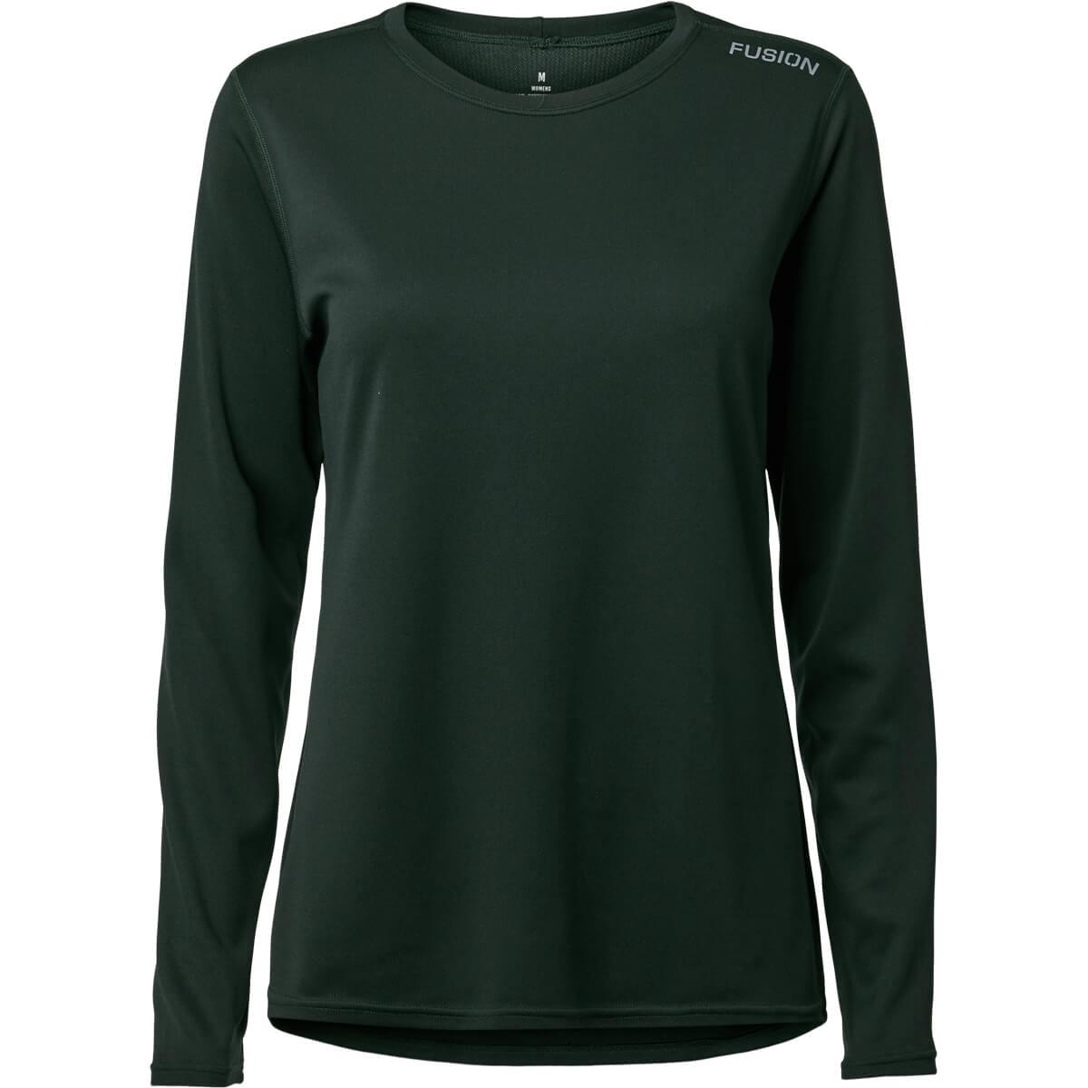 FUSION Nova Langærmet Trænings T-shirt Dame
