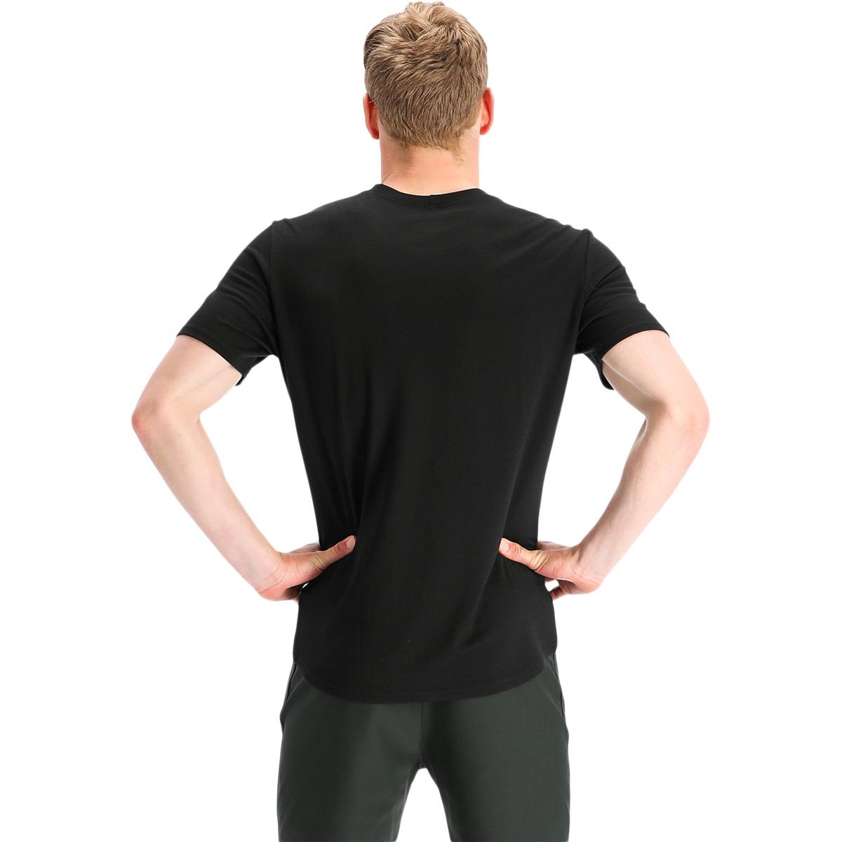 FUSION Recharge Merino T-shirt Herre
