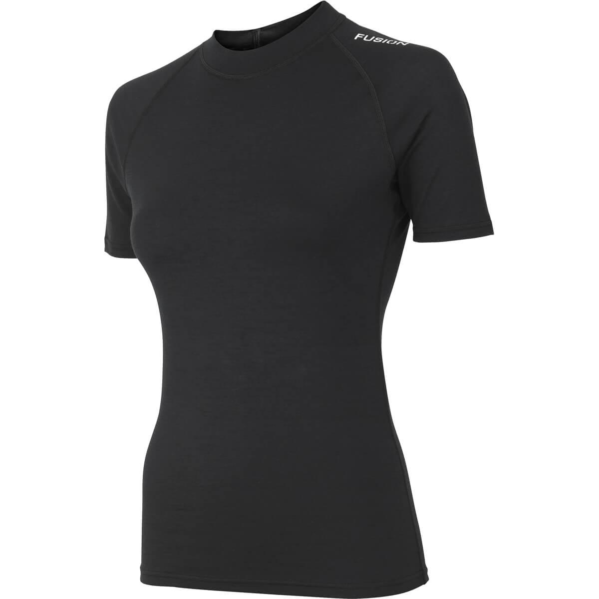 FUSION C3 Merino Løbe T-shirt Dame