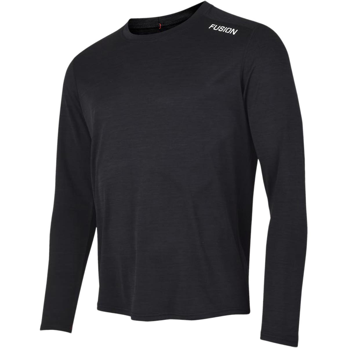 FUSION C3 Langærmet Løbe T-shirt Herre
