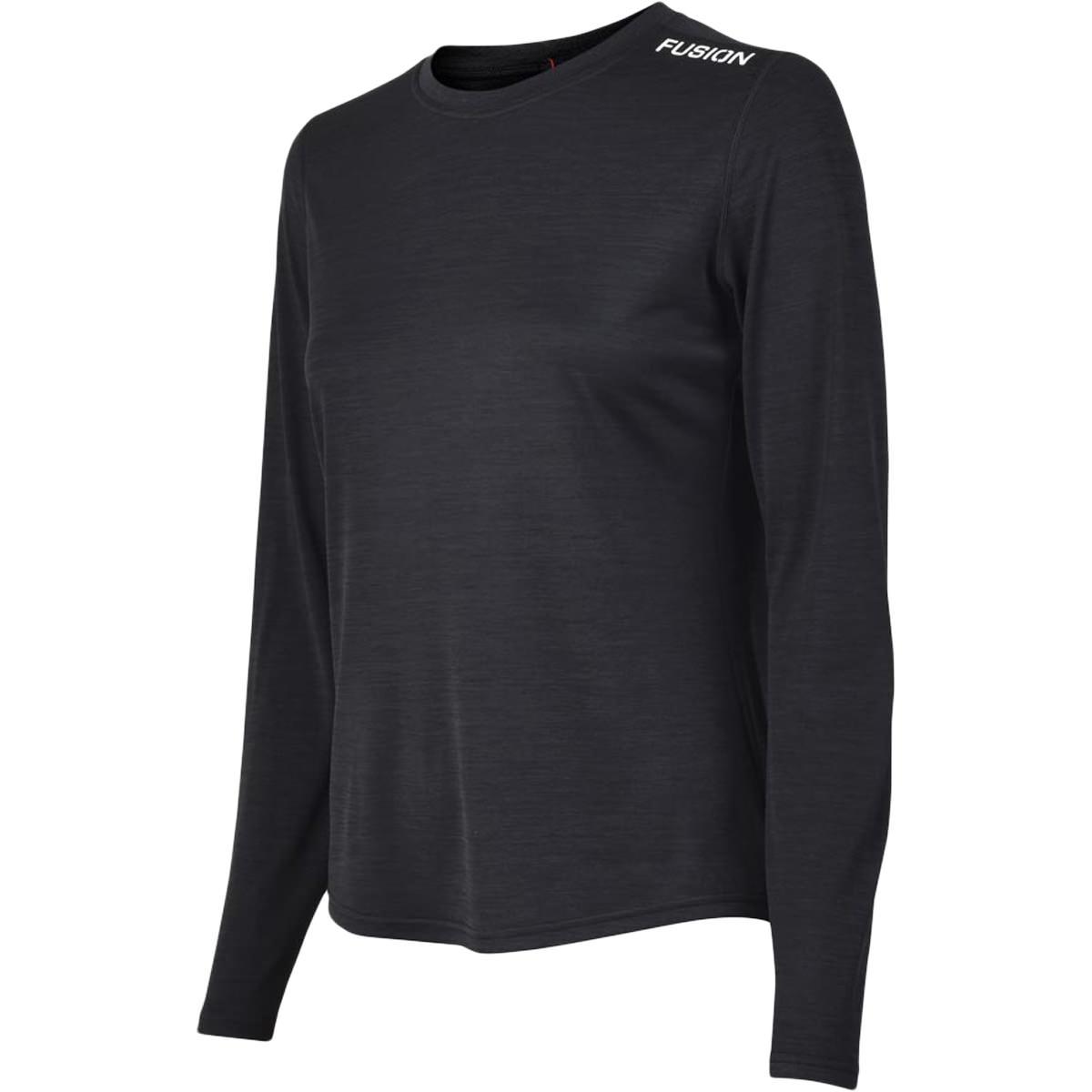 FUSION C3 Langærmet Løbe T-shirt Dame