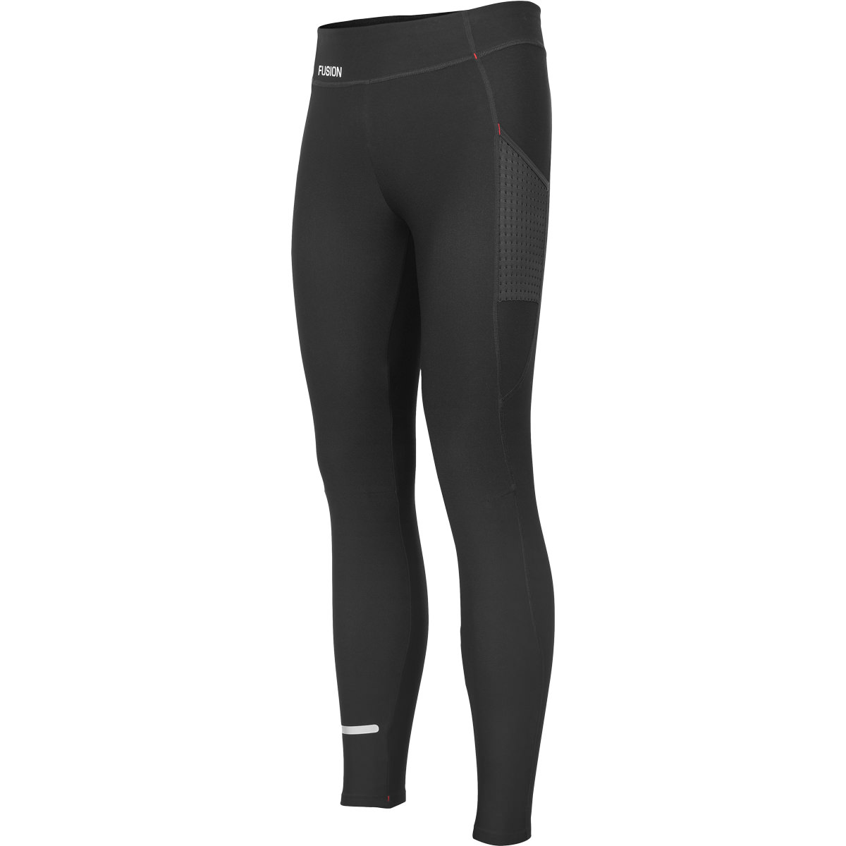 FUSION Hot Long Løbetights Dame