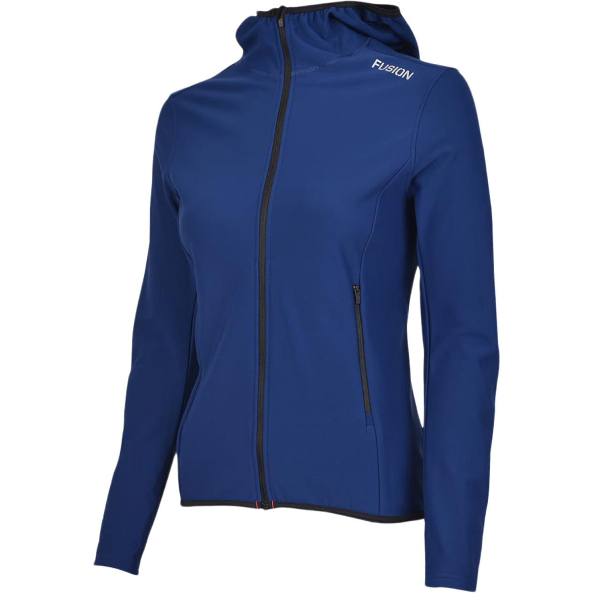 FUSION C3+ Recharge Hoodie Dame