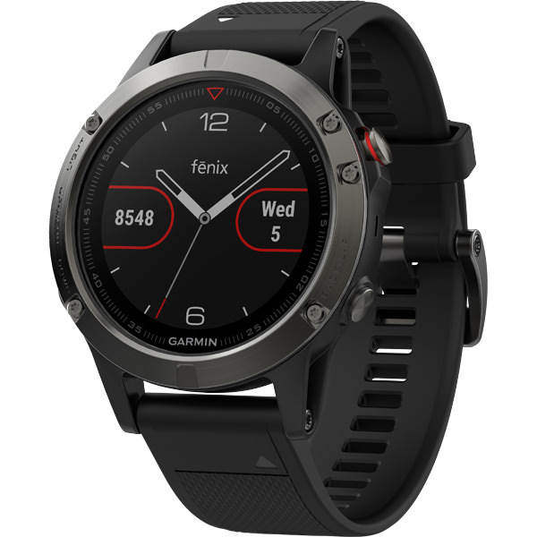 Garmin Fenix 5L GPS Pulsur