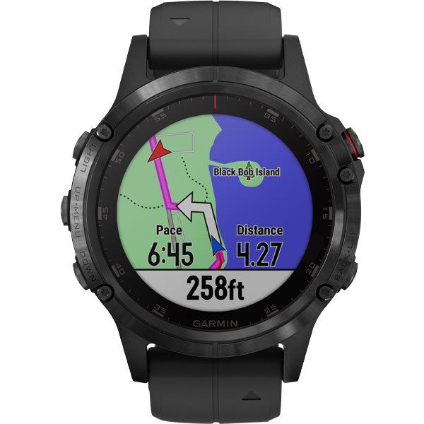Garmin Fenix 5L Plus Sapphire GPS Pulsur