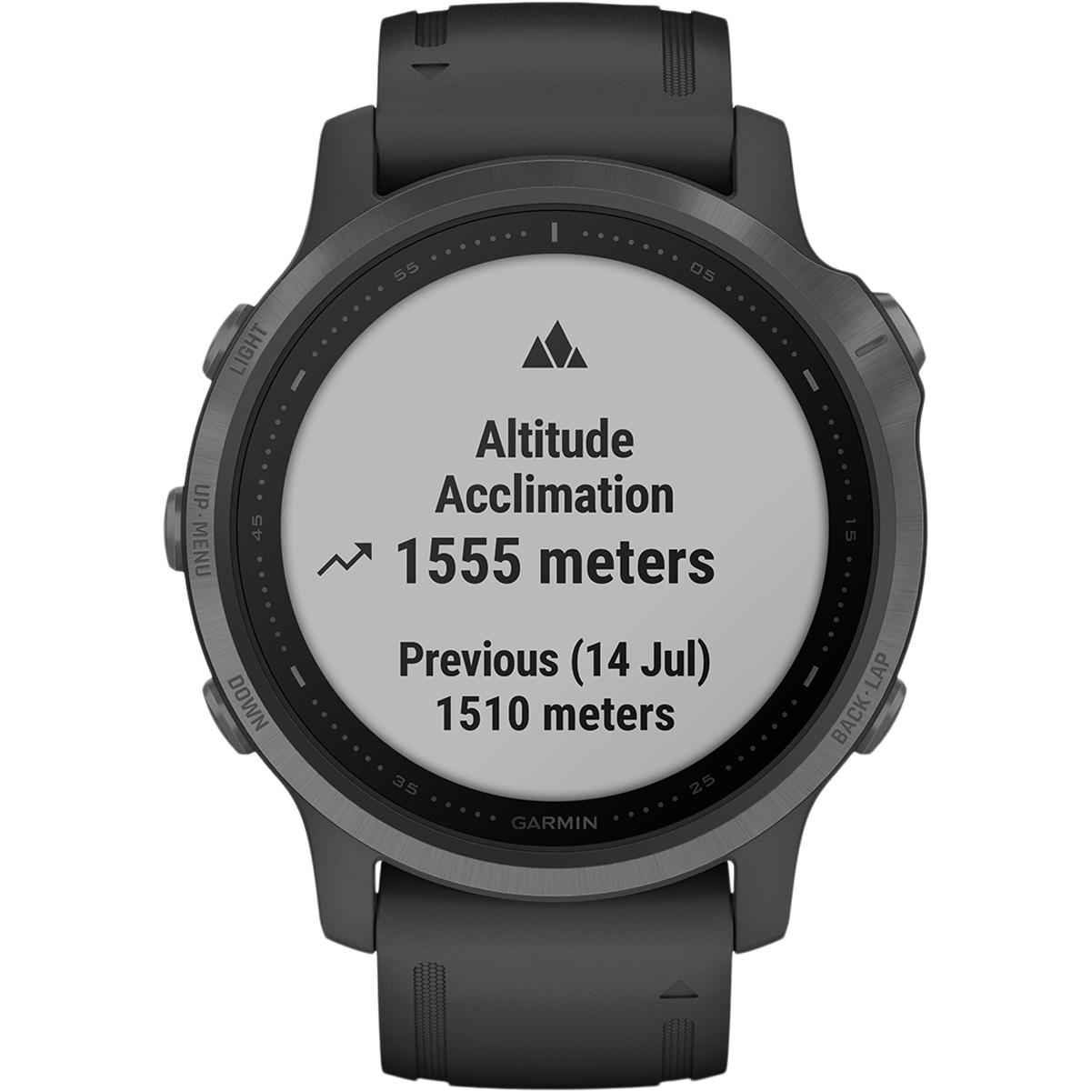 Garmin Fenix 6S Pro Sapphire GPS Pulsur