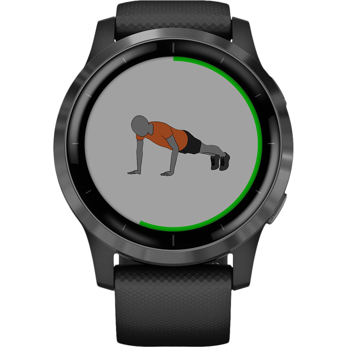 Garmin Vivoactive 4 GPS Pulsur