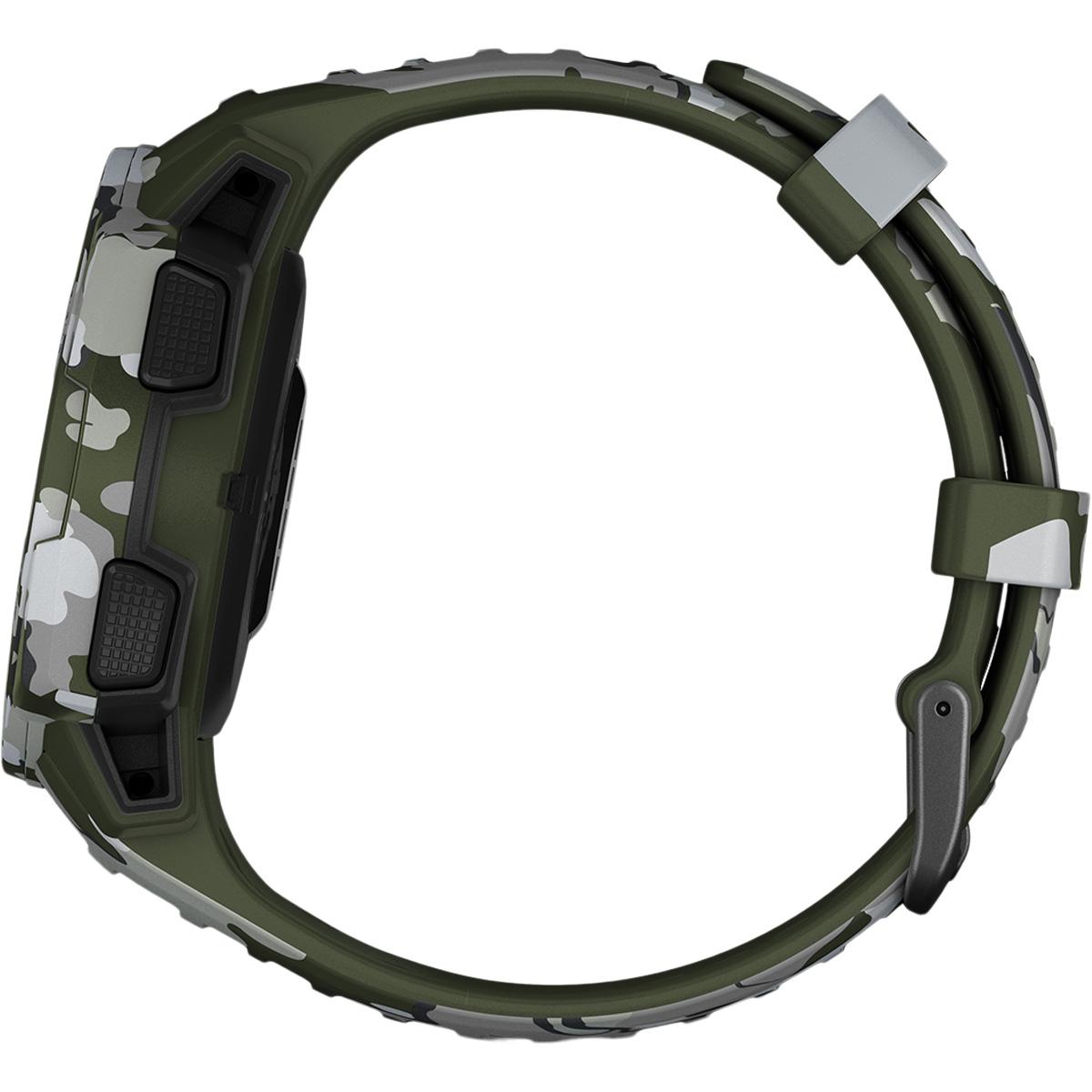 Garmin Instinct Solar GPS Camo Edition Pulsur